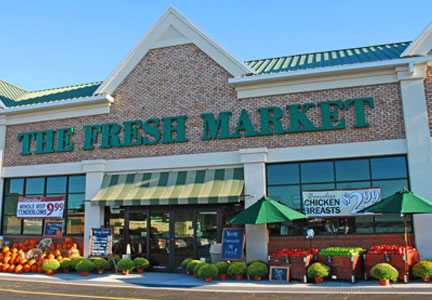The Fresh Market store front