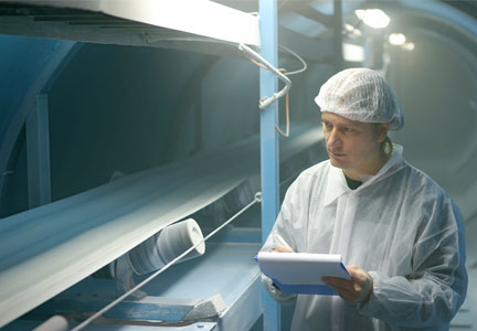 FSMA requires food facilities to develop and employ written food safety plans.