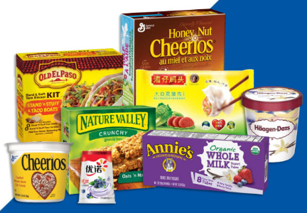 General Mills uses global insights to influence local markets