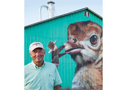 Glenn Robertson, Missouri turkey farmer