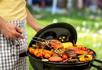 What consumers are grilling this weekend.