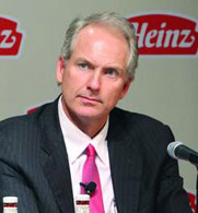 Alex Behring, chairman, The Kraft Heinz Co.