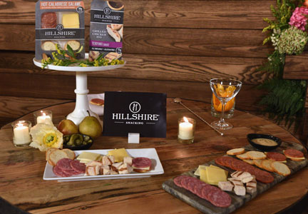 Hillshire Snacking Small Plates and Chicken Bites