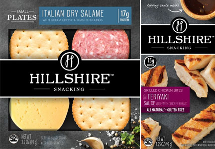 Hillshire Snacking will go nationwide in fiscal 2016.