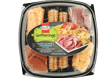 Hormel Gatherings party tray