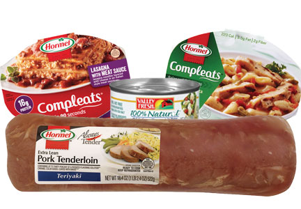 Hormel Foods products
