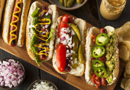 Most consumers prefer beef hot dogs, according to a survey by the National Hot Dog and Sausage Council