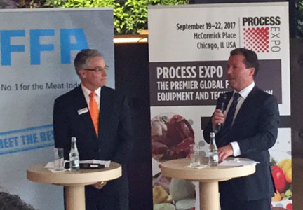 IFFA and PROCESS EXPO enter a strategic marketing alliance