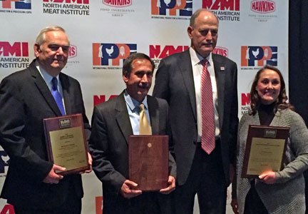 Honorees at the IPPE Annual Awards Ceremony and Luncheon