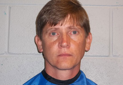 James Laverne Lowery, suspect in chicken house vandalism in South Carolina