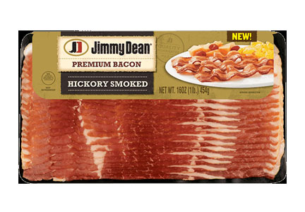 Jimmy Dean Hickory Smoked Bacon