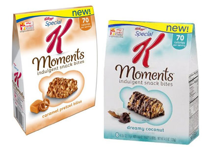 Special K Moments snack bites