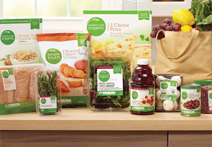 Kroger Simple Truth products