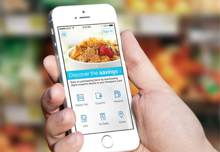 Technology is another way Kroger captures growth.