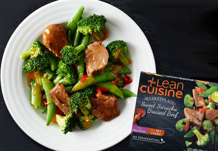 Lean Cuisine Marketplace frozen entree