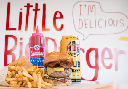 Chanticleer Holdings wants to acquire Oregon-based Little Big Burger restaurants.