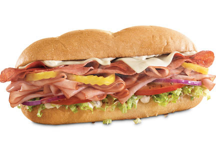Arby's launched a limited-time offering around it's Loaded Italian Sandwich.