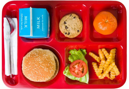 USDA Secretary Tom Vilsack urged Congress to renew healthy school meals law.