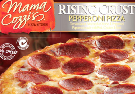 Mama Cozzie's Rising Crust Pepperoni Pizza