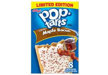 Kellogg's Maple Bacon Pop-Tarts