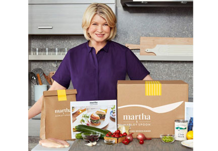 Martha Stewart for Martha & Marley Spoon