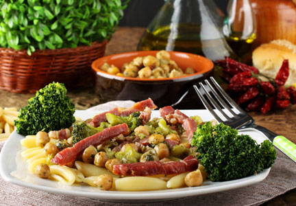A new study reveals the benefits of meat- and plant-based amino acids to heart health.