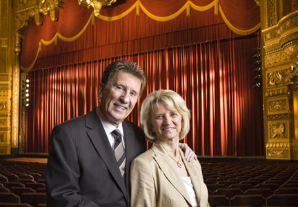 Mike and Marian Ilitch