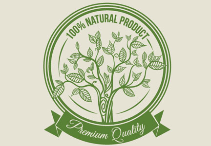 Consumers perceive that natural foods are the domain of independent brands.