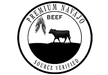 Certified Navajo Beef label