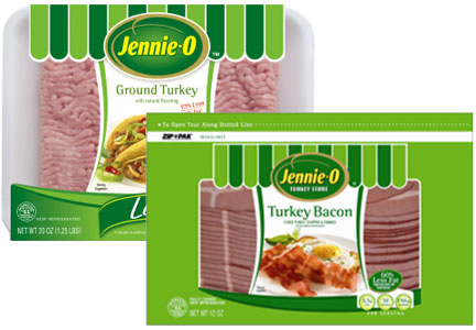 Jennie-O Turkey Store is prepared to go head-to-head with ground beef offerings.