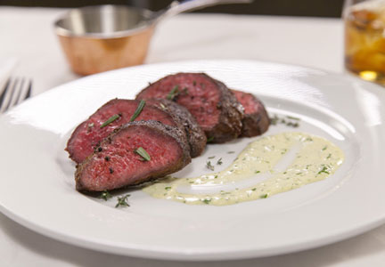 The National Restaurant Association identified new cuts of meat, such as shoulder tender, oyster steak, Vegas Strip Steak and Merlot cut, as the top menu trend for 2017.
