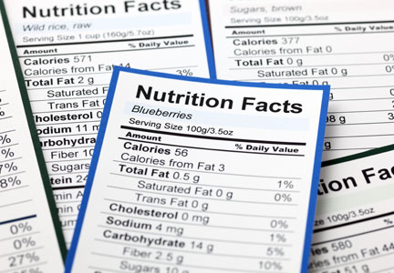 The US Food and Drug Administration has revised its proposed Nutrition Facts label rule.