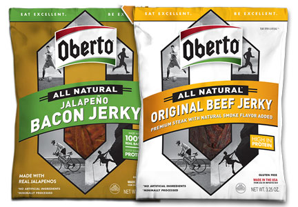 Oberto plans to streamline its jerky snack production.