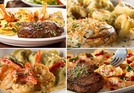 Olive Garden FlavorFilled pairings
