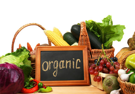Organics are popular among consumers looking for GMO-free foods