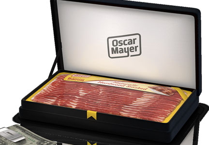 Oscar Mayer Bacon Box