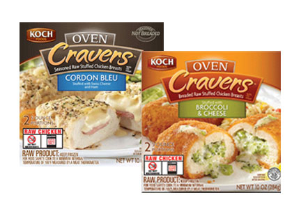 Giant Food has pulled Oven Cravers off its shelves and informed consumers about its recall.