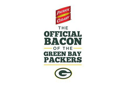 Green Bay Packers, Patrick Cudahy partnership logo