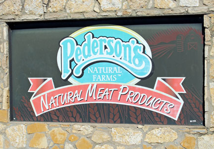 Pederson's Natural Farms plans to enter the pre-cooked bacon and bacon bits segments.