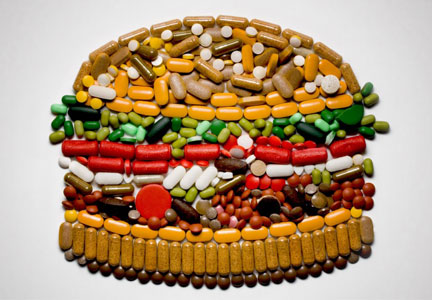 Fast food chains failing in antibiotics policies