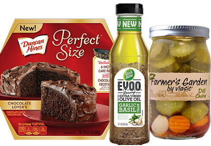 Pinnacle Foods has created premium tiers within several businesses, including Duncan Hines, Wish-Bone and Vlasic.