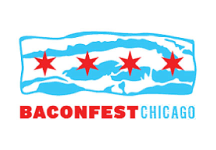 Baconfest Chicago logo