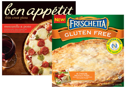 Schan Food Company's bon appetit and Freschetta pizza brands