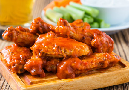 National Chicken Council counts wing consumption for Super Bowl 50