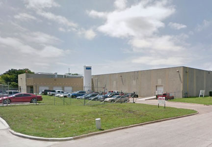 Surlean Foods facility in Dallas, TX