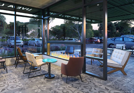 Taco Bell's California Sol concept is inspired by the laid-back beach lifestyle of California.