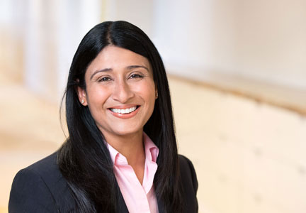 Anu Gupta, senior vice president, operational excellence for Target Corp.