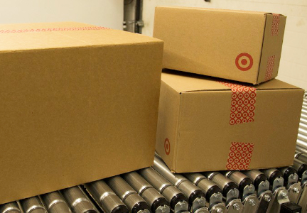 Target delivery boxes