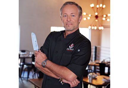 Chef Terry French