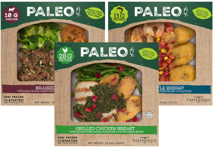 Tastefully Plated paleo meals